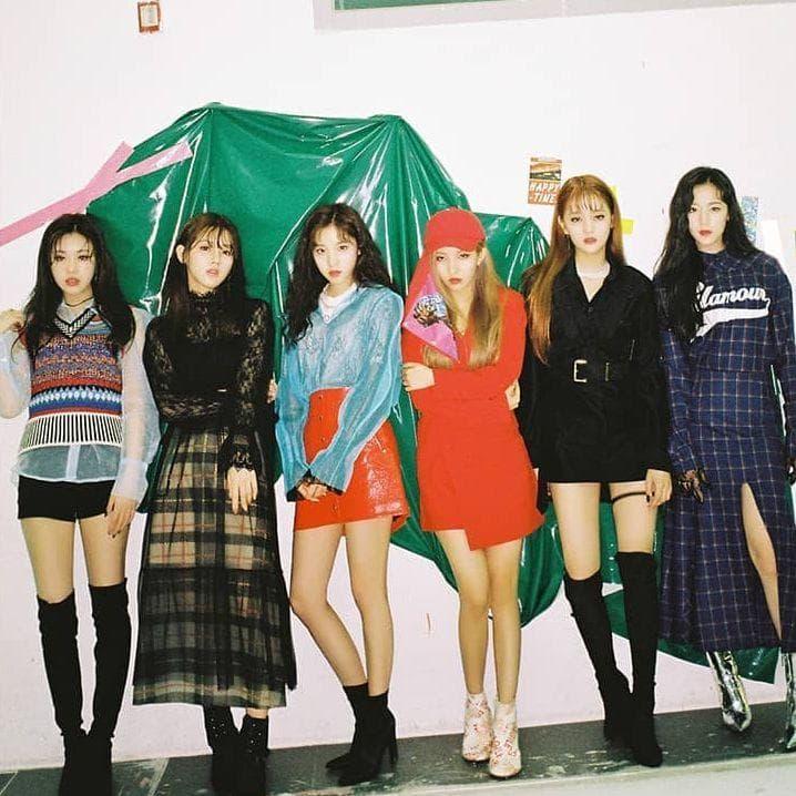 Random Best Cube Entertainment Groups