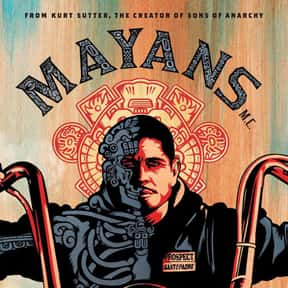 Mayans MC is listed (or ranked) 7 on the list The Most Stressful TV Shows In 2019