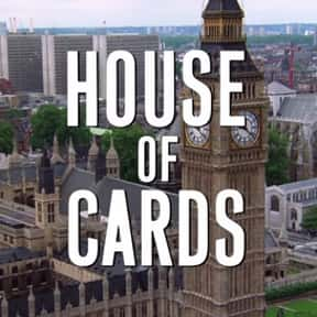 House of Cards is listed (or ranked) 20 on the list The Best TV Shows Set In London