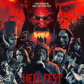 Hell Fest is listed (or ranked) 23 on the list The Best Horror Movies That Take Place On Halloween