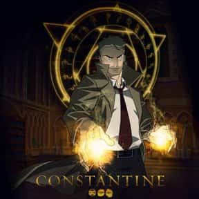 Constantine: City of Demons is listed (or ranked) 3 on the list The Best Animated TV Shows Of 2018