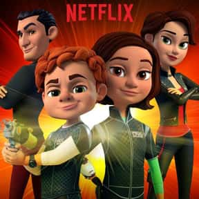 Spy Kids: Mission Critical is listed (or ranked) 16 on the list The Best Animated TV Shows Of 2018
