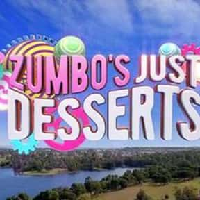 Zumbo's Just Desserts is listed (or ranked) 2 on the list The Best Baking Competition Shows Ever Made