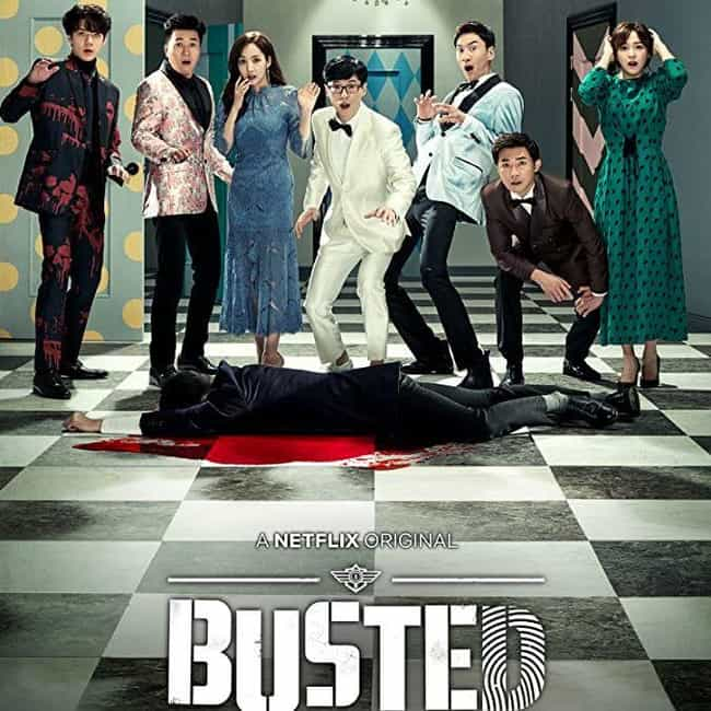 Busted! is listed (or ranked) 1 on the list The Best Korean Variety Shows On Netflix