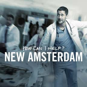 New Amsterdam is listed (or ranked) 10 on the list The Best 2010s NBC Dramas