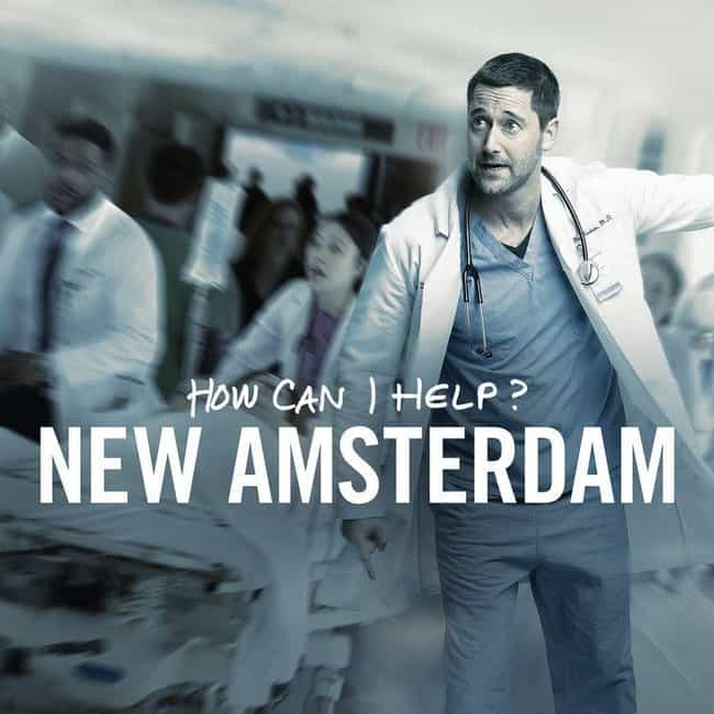 New Amsterdam is listed (or ranked) 4 on the list What To Watch If You Love 'House'