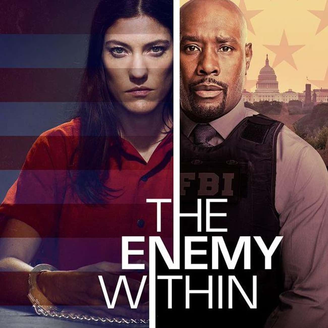 The Enemy Within is listed (or ranked) 4 on the list The Best New NBC Shows That Have Premiered in 2019