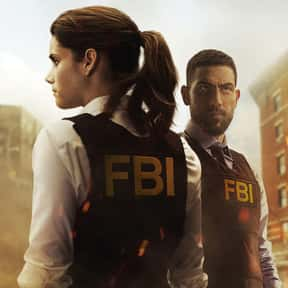 FBI is listed (or ranked) 13 on the list The Best Crime Shows on TV Right Now