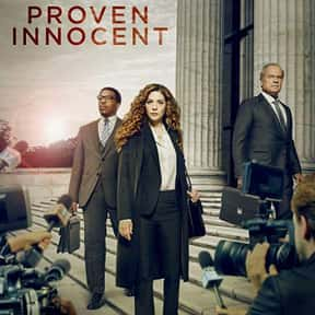 Proven Innocent is listed (or ranked) 4 on the list The Best New Drama TV Shows Of 2019