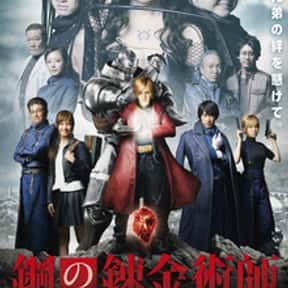 Fullmetal Alchemist is listed (or ranked) 18 on the list The Best Japanese Language Movies on Netflix