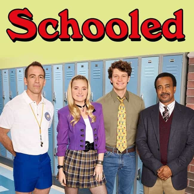 Schooled is listed (or ranked) 2 on the list The Most Anticipated New ABC Shows of 2019