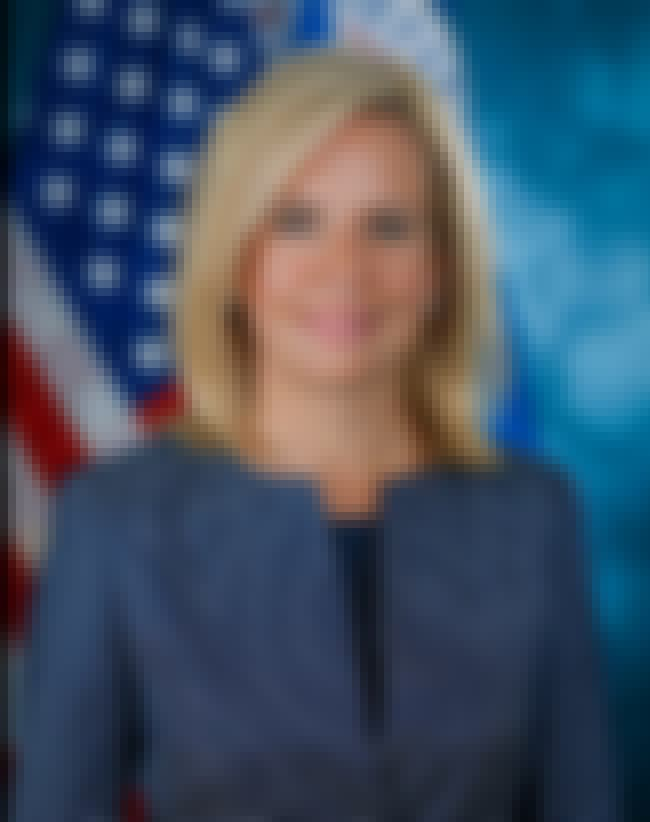 Kirstjen Nielsen is listed (or ranked) 4 on the list All The Trump Officials Who Have Been Publicly Harassed For Administration Policies
