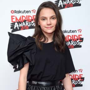 Dafne Keen is listed (or ranked) 22 on the list The 50+ Best Young Actresses Under 25