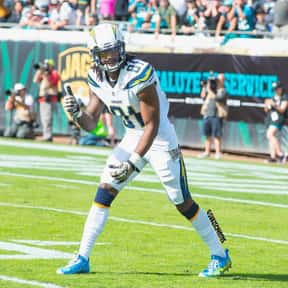 Mike Williams is listed (or ranked) 17 on the list The Best NFL Players From South Carolina
