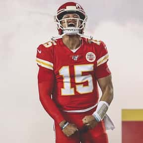 Patrick Mahomes II is listed (or ranked) 22 on the list The Best Quarterbacks Of All Time