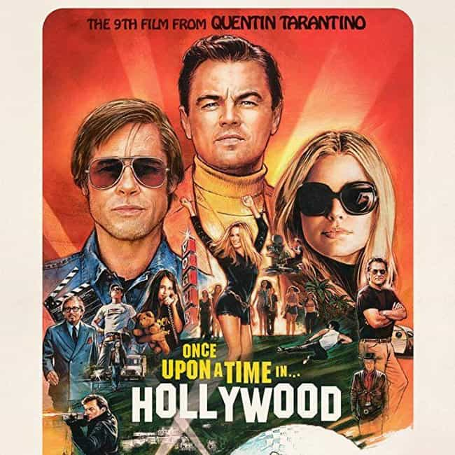 Once Upon a Time in Hollywood is listed (or ranked) 2 on the list The Best Movie Soundtracks of 2019