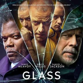 Glass is listed (or ranked) 22 on the list The Best New Thriller Movies of the Last Few Years