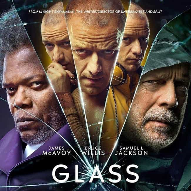Glass is listed (or ranked) 4 on the list The Most Anticipated Projects Of 2019, Ranked By If They Lived Up To The Hype