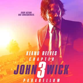 John Wick: Chapter 3 - Parabel is listed (or ranked) 1 on the list The Best New Crime Movies of the Last Few Years