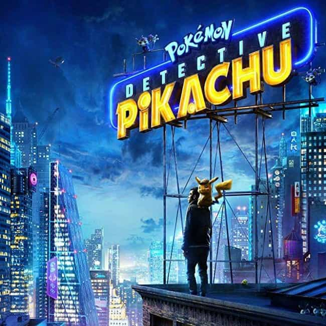 Detective Pikachu is listed (or ranked) 4 on the list The Best Sci-Fi Movies of 2019