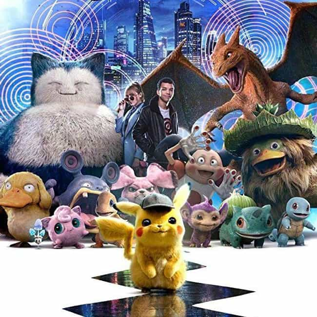Detective Pikachu is listed (or ranked) 2 on the list The Best Sci-Fi Movies of 2019