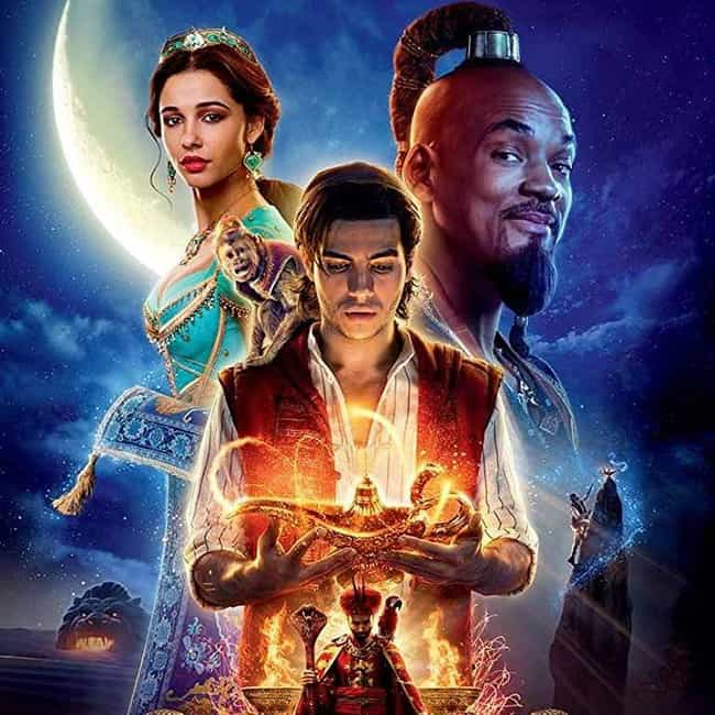 Aladdin is listed (or ranked) 2 on the list The Best Movie Soundtracks of 2019