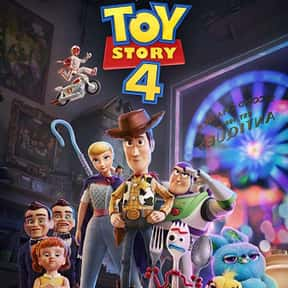 Toy Story 4 is listed (or ranked) 10 on the list Which People And Films Will Win Oscars In 2020?