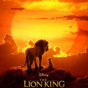 The Lion King is listed (or ranked) 16 on the list The Best Disney Live-Action Movies