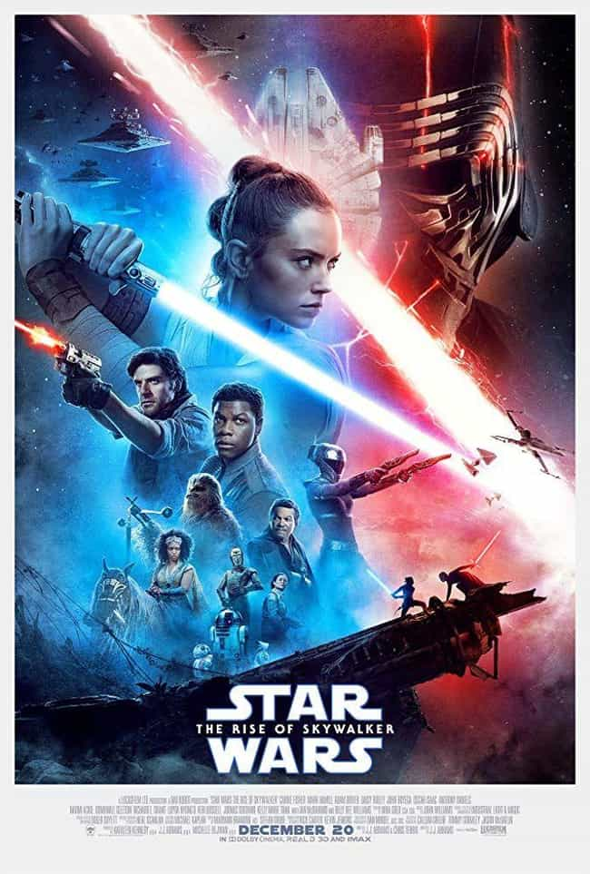Star Wars: Episode IX - ... is listed (or ranked) 2 on the list The Coolest Movie Posters for 2019 Films