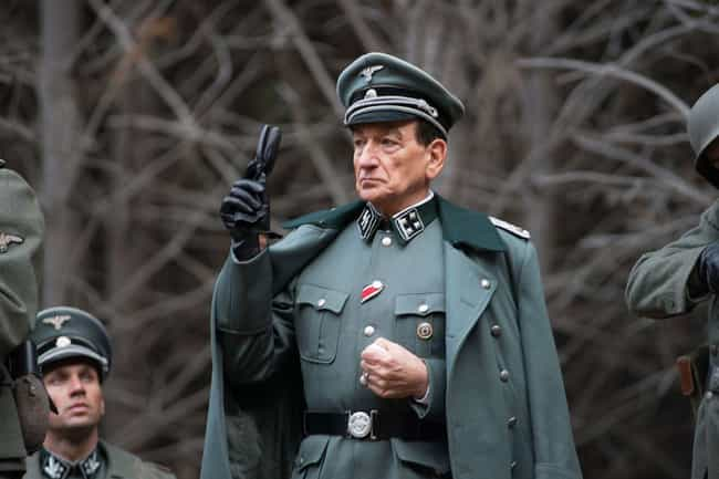 Operation Finale is listed (or ranked) 4 on the list The Most Accurate Movies About Espionage
