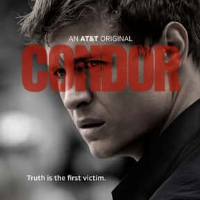 Condor is listed (or ranked) 9 on the list The Best Action TV Shows in 2020