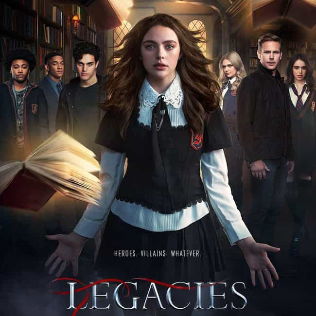 Legacies is listed (or ranked) 3 on the list What to Watch If You Love 'True Blood'