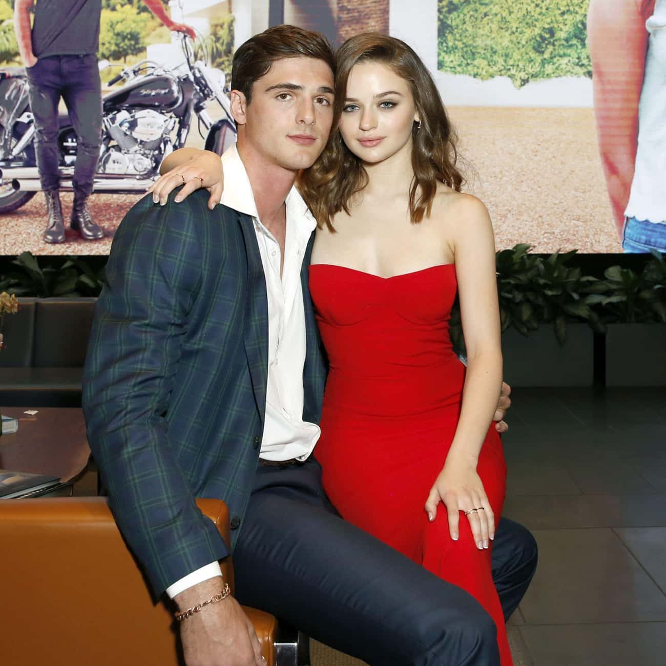 Jacob Elordi is listed (or ranked) 1 on the list Joey King Loves and Hookups