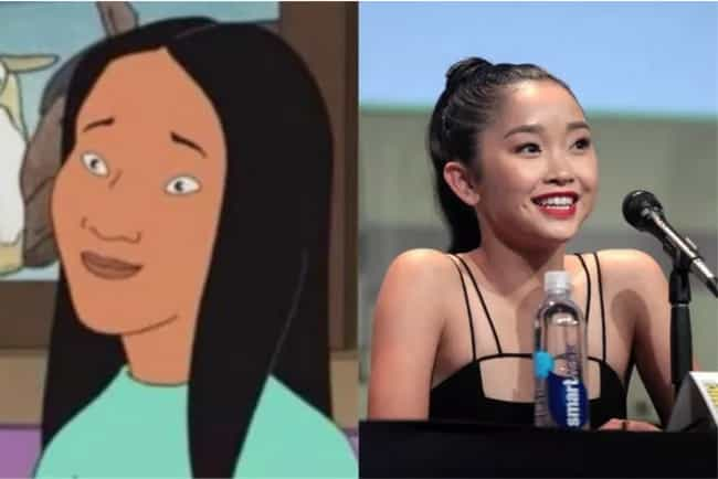 Lana Condor is listed (or ranked) 4 on the list Who Would Star In A Live-Action 'King Of The Hill' Movie?