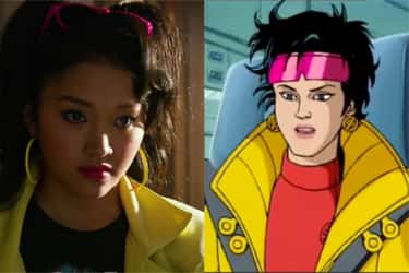 Lana Condor - Jubilee is listed (or ranked) 1 on the list Who Should Star In A Rebooted X-Men For The MCU?