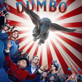 Dumbo is listed (or ranked) 22 on the list The Best Disney Live-Action Movies
