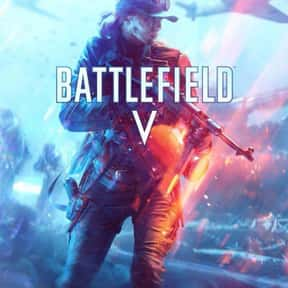Battlefield V is listed (or ranked) 18 on the list The Most Popular Xbox One Games Right Now