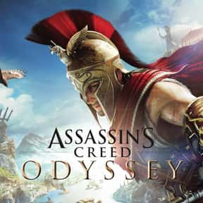 Assassin's Creed Odyssey is listed (or ranked) 15 on the list The Most Popular PC Games Right Now