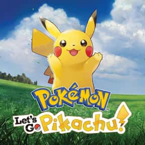 Pokémon: Let's Go, Pikachu! an is listed (or ranked) 15 on the list The Best Switch Games For Couples