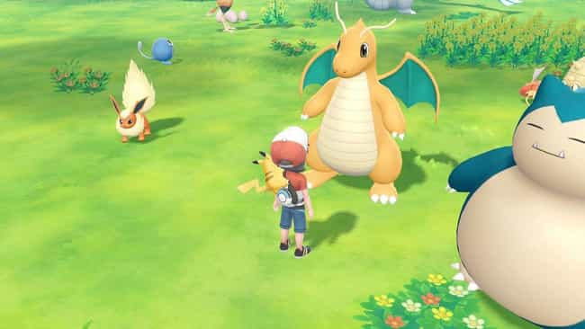 Pokémon: Let's Go, Pikachu! is listed (or ranked) 1 on the list The 15 Best Anime Games For Nintendo Switch