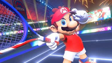 Mario Tennis Aces is listed (or ranked) 1 on the list The Best Sports Games For The Switch