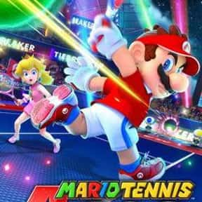 Mario Tennis Aces is listed (or ranked) 24 on the list The Most Popular Nintendo Switch Games Right Now
