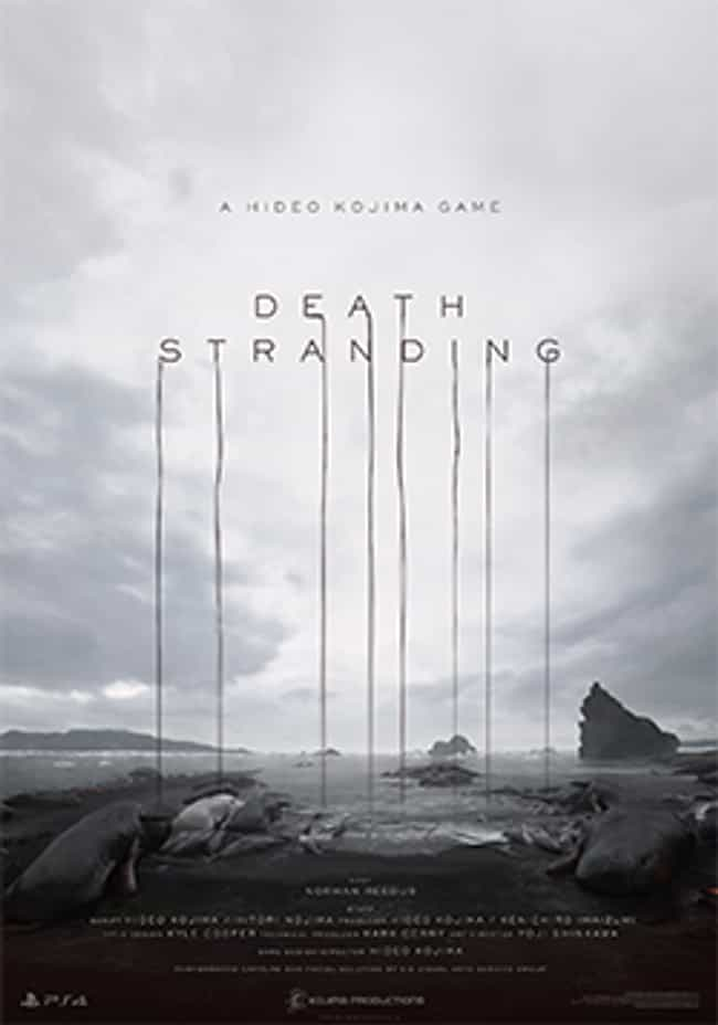 Death Stranding is listed (or ranked) 3 on the list Great Games For People Who Love 'The Outer Worlds'