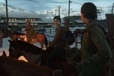 The Last of Us Part II is listed (or ranked) 1 on the list The Most Beautiful Games For The PS4, Ranked