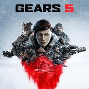 Gears 5 is listed (or ranked) 13 on the list The Best Shooting Games on Xbox Games Pass