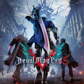 Devil May Cry 5 is listed (or ranked) 1 on the list The Best PC Games Of 2019, Ranked