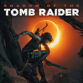 Shadow of the Tomb Raider is listed (or ranked) 8 on the list The Best PS4 Games For Girls