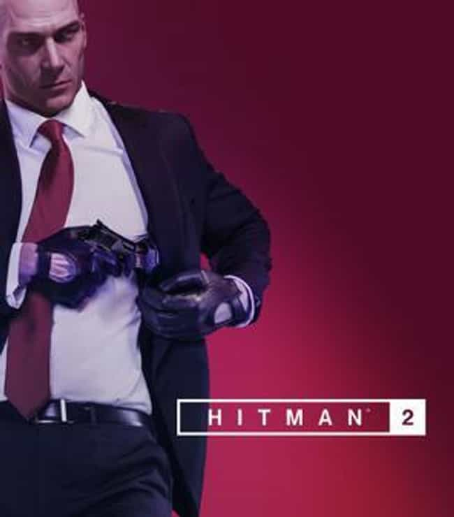 Hitman 2 is listed (or ranked) 2 on the list The Best Hitman Games