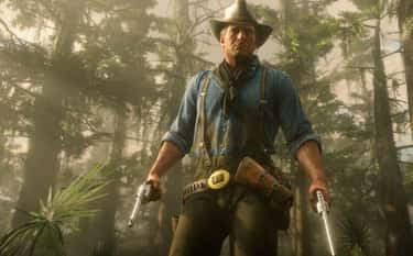 Red Dead Redemption II is listed (or ranked) 2 on the list The Most Beautiful Games For The PS4, Ranked