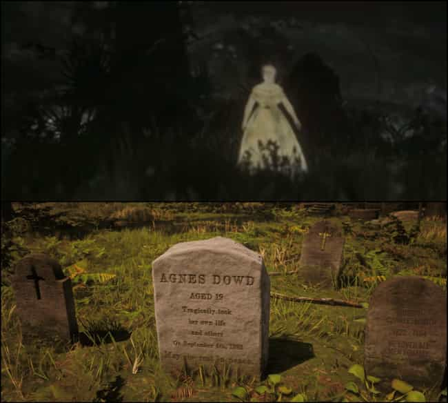 Red Dead Redemption II is listed (or ranked) 1 on the list The 13 Most Haunting Ghost Stories In Video Game History